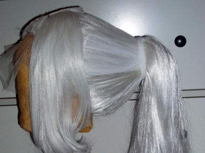 10 Fran FFXII Wig finished ponytail
