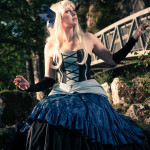 Gwendolyn - Odin Sphere - Princess Cosplay