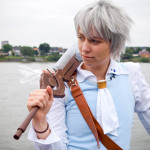 Cosplay of Allegretto from Eternal Sonata (Trusty Bell - Chopin no Yume)