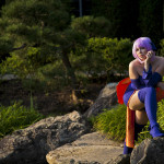 Cosplay of Ayane from Dead or Alive