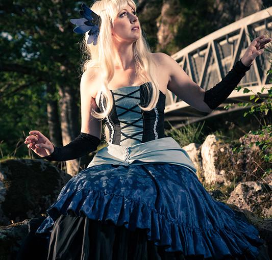 Gwendolyn - Odin Sphere - Princess Cosplay